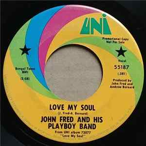 John Fred & His Playboy Band - Love My Soul / Julia, Julia download