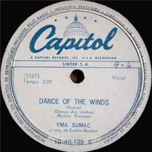 Yma Sumac - Dance Of The Winds / Chant Of The Chosen Maidens download