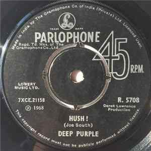 Deep Purple - Hush / One More Rainy Day download