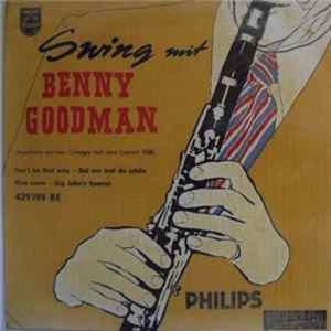Benny Goodman And His Orchestra - Swing Mit Benny Goodman download