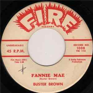 Buster Brown - Fannie Mae / Lost In A Dream download
