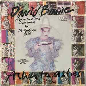 David Bowie - Ashes To Ashes / It's No Game (Part 1) download