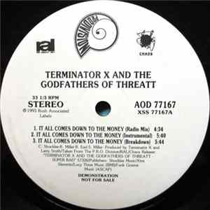 Terminator X & The Godfathers Of Threatt - It All Comes Down To The Money download
