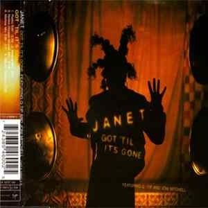 Janet Featuring Q-Tip And Joni Mitchell - Got 'Til It's Gone download