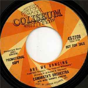 Camarata' Orchestra With Mike Sammes Singers - Are We Dancing / Valentine Candy And Boxing Gloves download
