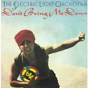 The Electric Light Orchestra - Don't Bring Me Down download