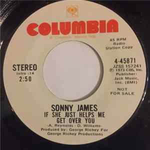 Sonny James - If She Just Helps Me Get Over You download
