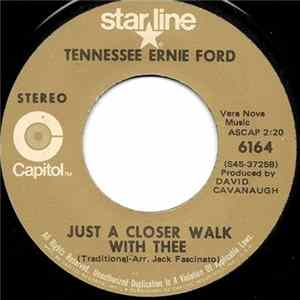 Tennessee Ernie Ford - Just A Closer Walk With Thee / Take My Hand Precious Lord download
