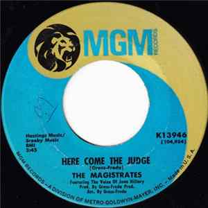 The Magistrates - Here Come The Judge / Girl download
