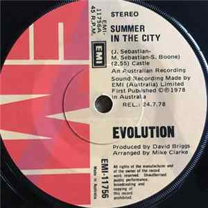 Evolution - Summer In The City download