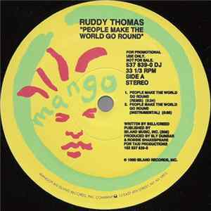 Ruddy Thomas - People Make The World Go Around download