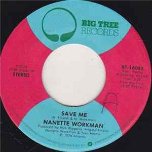 Nanette Workman - Save Me / The Queen download